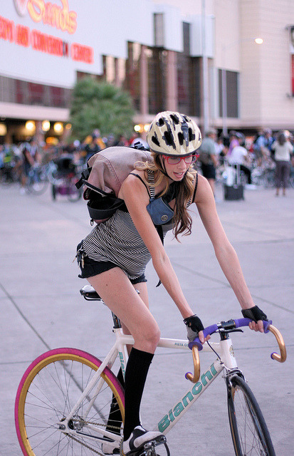 Kimberly by Richard Masoner / Cyclelicious on Flickr.