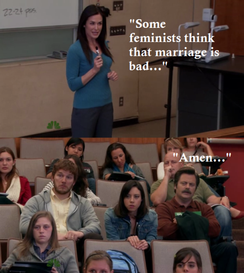parksandrecreationamazingmoments:  Ron's libertarianism…