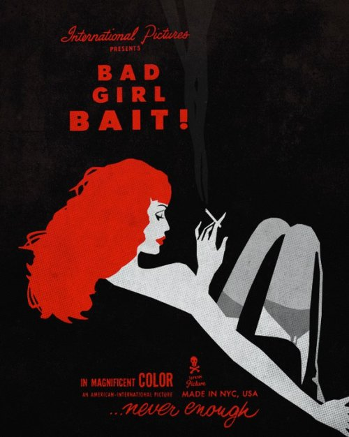eroticolor:  - BAD GIRL BAIT! -