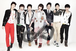 Infinite 30 Days Challenge: Day 14 - Favorite Infinite era »Inspirit« :)