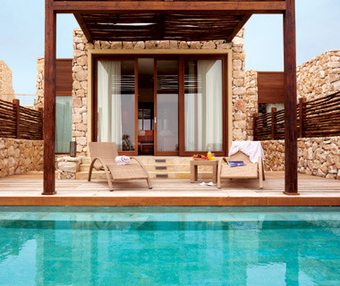 Negev, Israel: New Luxury Hotel