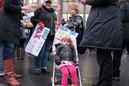 Videos: Did Occupy Wall Street Protesters Harass Kids Yesterday?: Gothamist