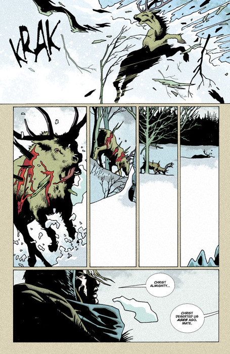 Northlanders #23.  READ THIS SHIT