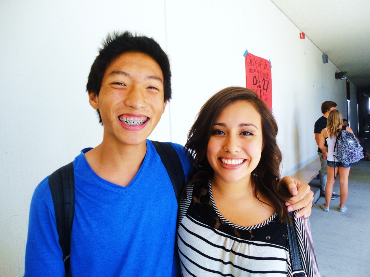 Andrew Chang, I love this kid.