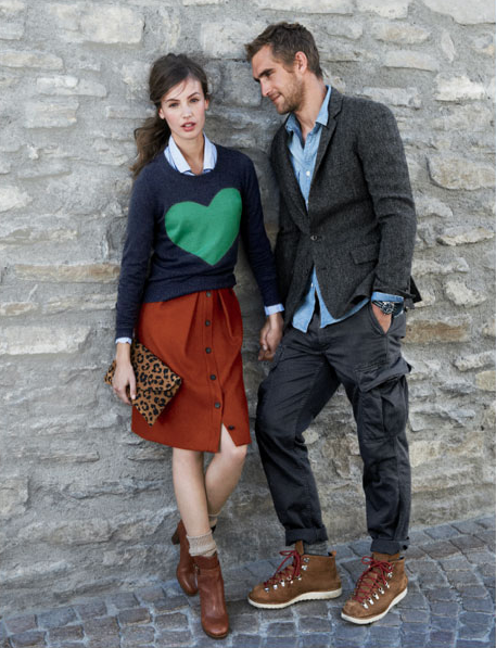 thatkindofwoman:  You would J.Crew, you would.