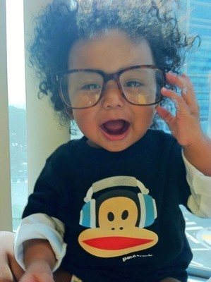 my baby will be as cute and G like this one.