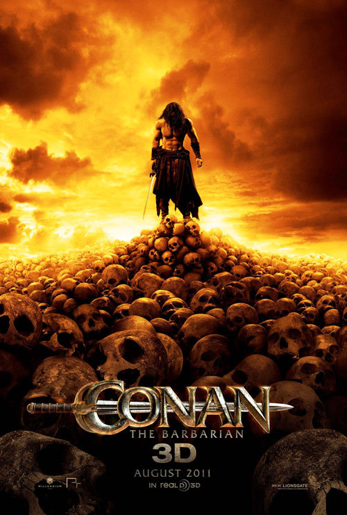Conan the Barbarian (2011) Watching …