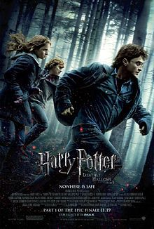 "I am watching Harry Potter and the Deathly Hallows: Part I                   ""It's a double-feature night!""                                            18 others are also watching                       Harry Potter and the Deathly Hallows: Part I on GetGlue.com"