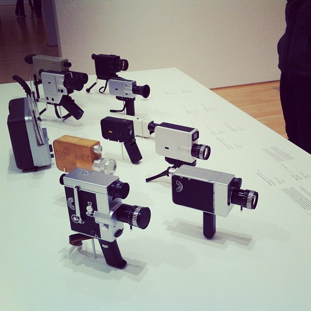 In camera heaven thanks to #dieterrams at #sfmoma (Taken with Instagram at San Francisco Museum of Modern Art)