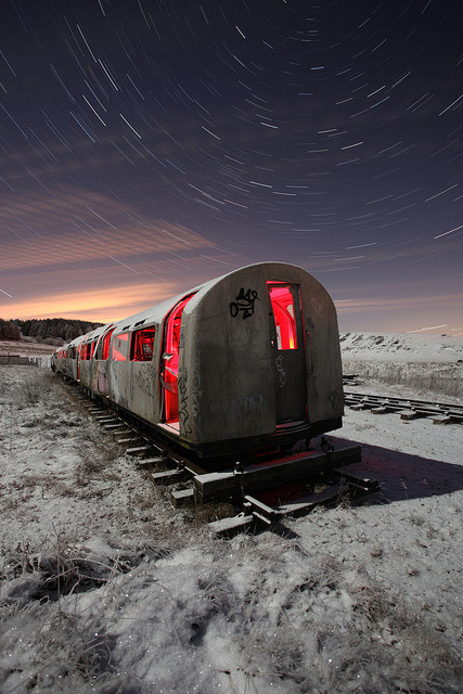 Tube trains 2 by cover of darkness on Flickr.