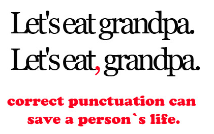 Th!s !s why, punctuation] ¡s ¢ruc¡al !n ()ur l!fe.,!?
