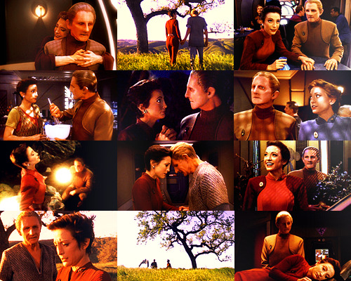lesliecrusher:  Favorite DS9 Ship ► Kira/Odoasked by gentlenight