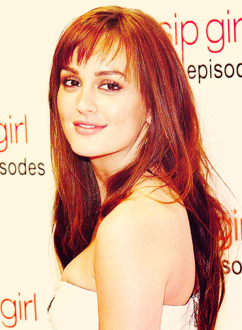 Leighton Meester at the Gossip Girl 100th Episode Party in NYC l November 19, 2011
