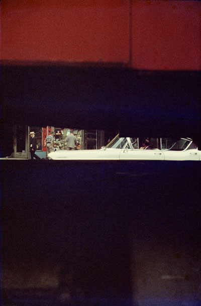 ©Saul Leiter, collection Aforge Finance. Courtesy Howard Greenberg Gallery, New York link