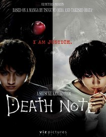"I am watching Death Note                   ""Again :D""                                Check-in to               Death Note on GetGlue.com"