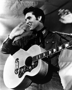 iloveretro:  Elvis