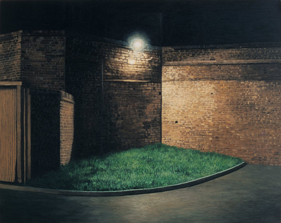 On Way Home by Turner prize 2011 nominee George Shaw.