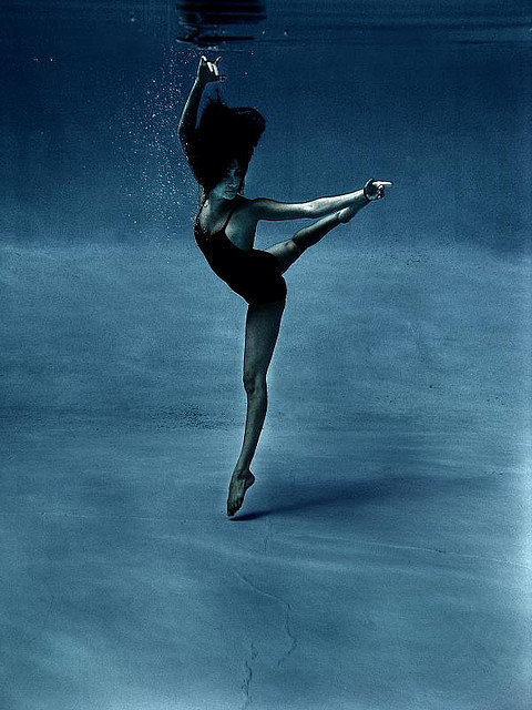 ballet composition II by maneeacc on Flickr.