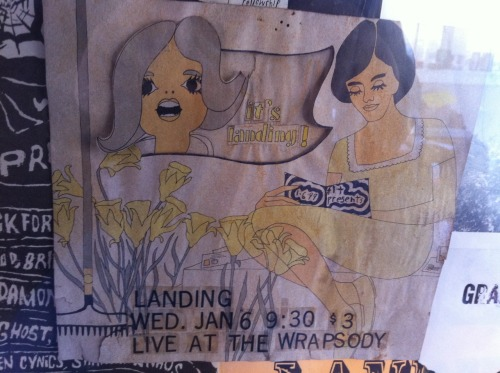 Landing, 1999 (The Wrapsody) -submitted by Aaron Snow