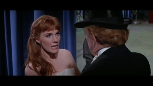 "heldersisgod:  Julie Andrews in ""Darling Lili"". She looks like Florence Welch in this scene!"