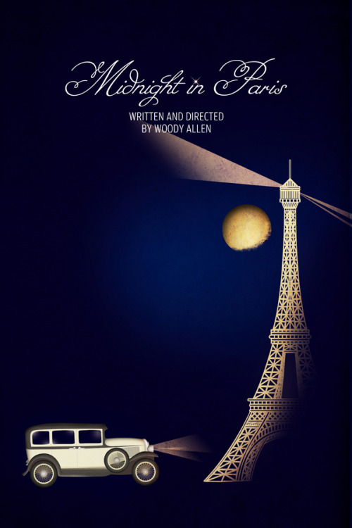 Midnight in Paris by Chay Lazaro