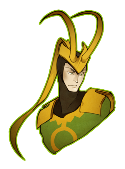 teaat2am:  what if. what if I liked drawing TWD more than Loki…