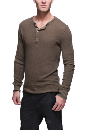 Scotch & Soda Lightweight Henley
