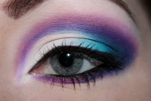 powderdoom:  Sugarpill EOTD: Tako, Afterparty, Poison Plum