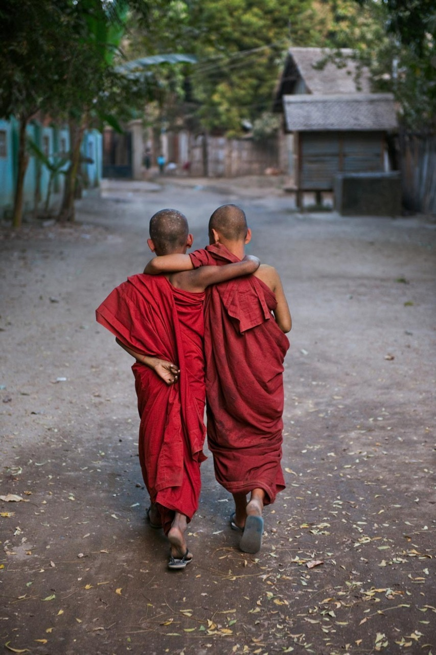 Pagan, Burma, 2010. [Credit : Steve McCurry]