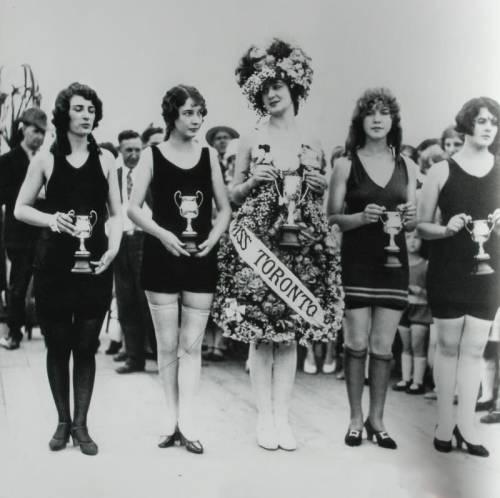 1920 Beauty Pageant Winner
