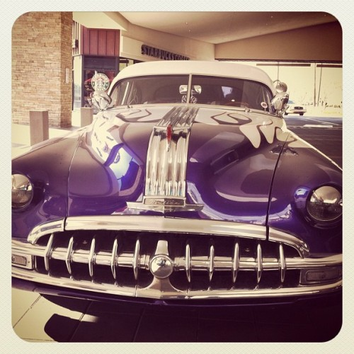 #vintage #pontiac (Taken with instagram)