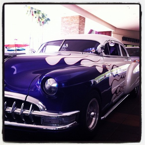 #vintage #pontiac 2 (Taken with instagram)
