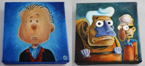 My painting LINUS VAN PELT, ESQUIRE is available for purchase on ebay! The second in my Grown-Up Peanuts series. The first sold at last year's Small Stuff 4 Show at Bear & Bird Gallery. http://www.ebay.com/itm/320794195351?ssPageName=STRK:MESELX:IT&_trksid=p3984.m1558.l2649