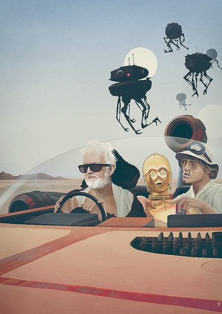 nevver:  Fear and Loathing on Tatooine