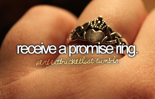 so now that I know this isn't actually a promise ring someone remind me to remake this laterrr