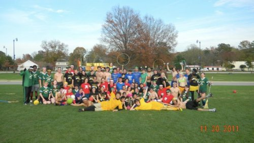 I love the Virginia Quidditch League and all the QuidKids.  All the win.