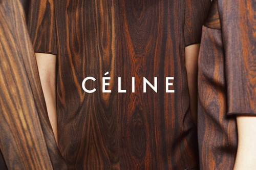 Céline. THE Winter Look. #genius