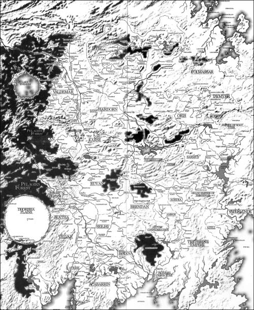 Valdemar Universe