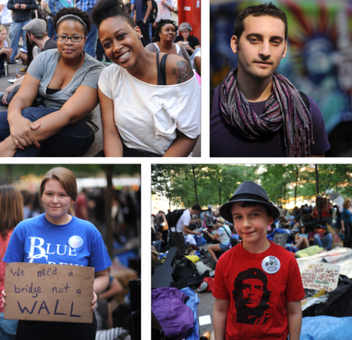 Youth at Occupy Wall Street, produced in conjunction with PBS Newshour Extra. For full audio, see the post at newsmotion.org