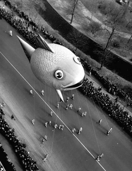 Macy's Thanksgiving Parade-1941