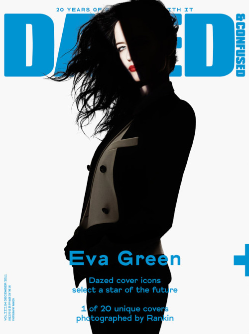Eva Green (Dazed and Confused, december 2011)