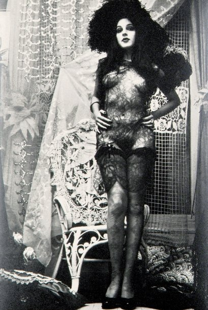 billyjane:  Untitled,1970 by  Irina Ionesco * from Ader