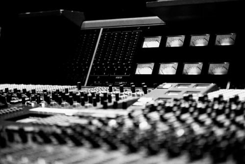 Studio 2, Abbey Road by Dan Rubin on Flickr.