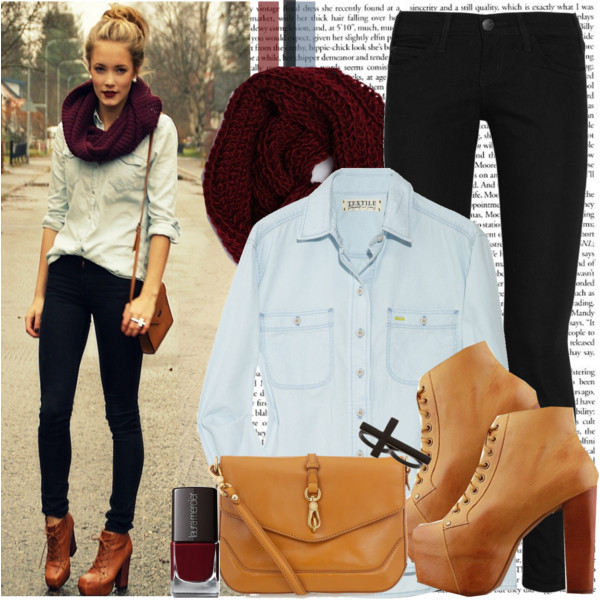 Street style: Jeffrey Campbell by martsmr featuring tapered jeans