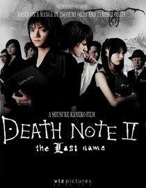I am watching Death Note II: The Last Name                                      Check-in to               Death Note II: The Last Name on GetGlue.com