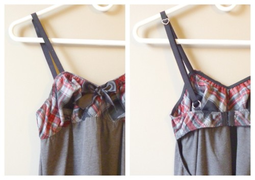Winter Flannel Camisole…