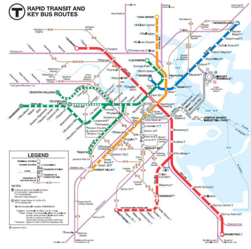 boston:  MBTA's new mobile site ready for smartphones - The MBTA plans to activate a new mobile website this morning intended to provide customers with more useful information, delivered in sleeker fashion.  But can they get the Green Line to arrive on time?