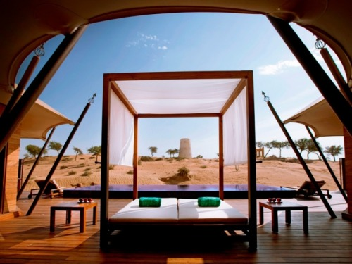 "A Guide to ""Glamping"" Around the World 