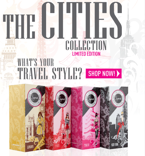 Simga's new Cities Collection. (click the picture)