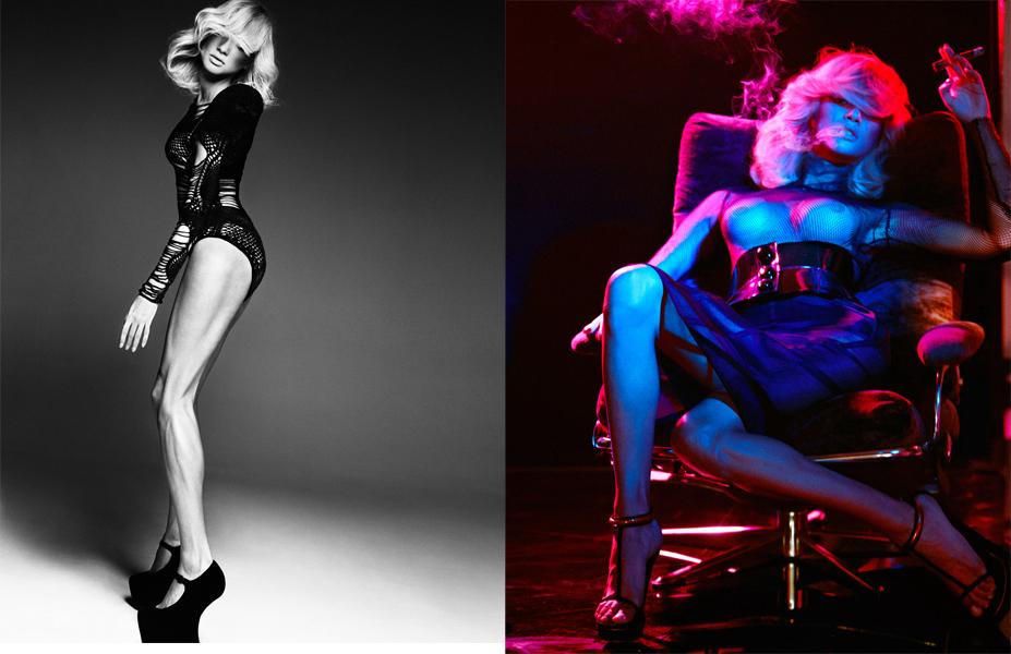 Tush Magazine n.25 :: Photos by Txema Yeste :: Styled by Alberto Murtra